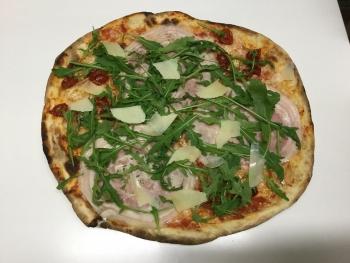 Testamatta Pizza Testamatta
